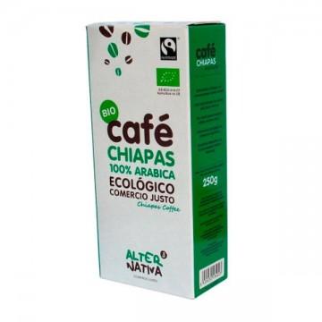 CAFE CHIAPAS 100% Arabica Bio 250 gr