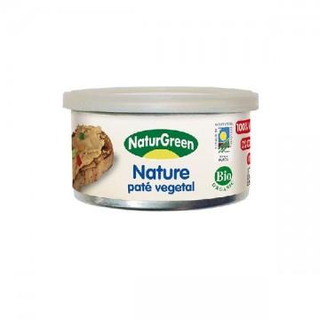 PATE NATURE Bio 125 gr NaturGreen