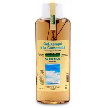 GEL CHAMPU DE MANZANILLA 750 ml Giura