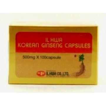 Ginseng IL HWA 50 caps Tongil